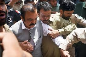 ANF to present PML-N's Rana Sanaullah in court today