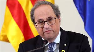 Catalonian leader warns PM with no-confidence vote