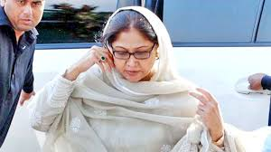 Court extends Faryal Talpur's physical remand in fake accounts case