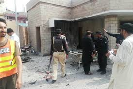 D.I Khan Two policemen among six people martyred in terrorists attack