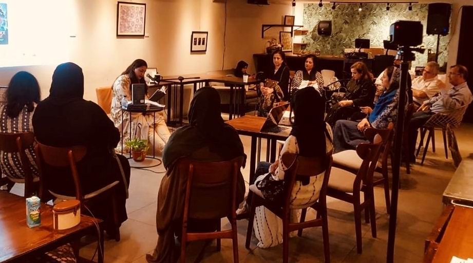 Event on translation of Perveen Shakir's poetry held in Jeddah