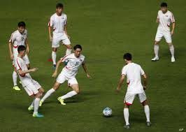 North and South Korea to meet in 2022 World Cup qualifiers