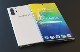Samsung likely to have Two Time of Flight (ToF) cameras in the Galaxy Note 10