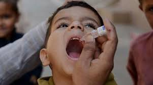 322698 kids to be vaccinated in anti-polio campaign