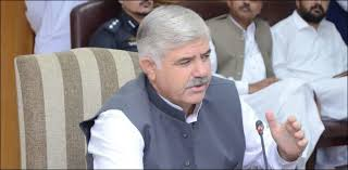CM orders crackdown against extortionists, drug peddlers