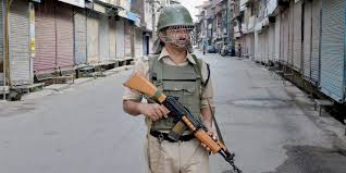 Kashmir is under attack