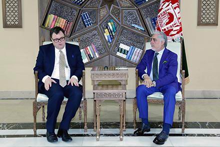 Norway 'ready' to host Afghan peace negotiations