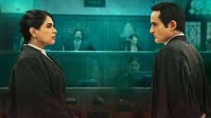 T-series shares first look of Akshaye Khanna and Richa Chadha's Section 375