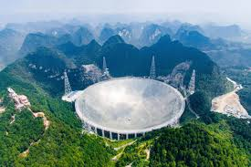 China's biggest radio telescope picked up over 100 mysterious signals from outer space