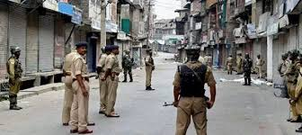 Curfew, lockdown enters 37th consecutive day in IOK