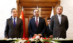 Trilateral meeting, Afghan peace prospects