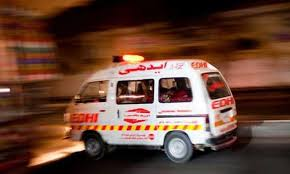 Islamabad Two injured in cylinder explosion