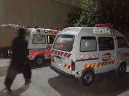 Nine killed after ambulance collides with trailer in Mianwali