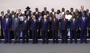 Russian soft power on display at Africa summit