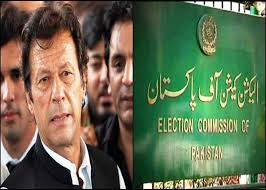 ECP accepts opposition's application to conduct daily hearing of PTI foreign funding case