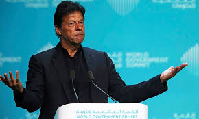Govt put the country's economy on the right track, says PM Imran