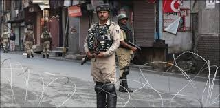 Military clampdown enters 109th day in IoK