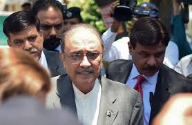 Corruption cases Former president Zardari files bail petition on medical grounds in IHC