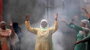 How Kashmiris are denied their humanity. Alive or dead.