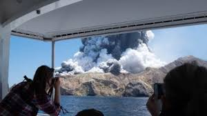 Volcano tourism in the spotlight after New Zealand eruption