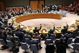 UNSC meeting on Kashmir