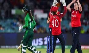 England outplay Pakistan in ICC Women World Cup T20 match