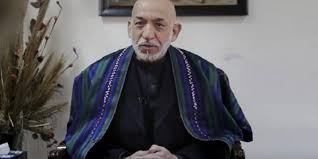 Ex-Afghan president hopes