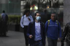 Two coronavirus cases confirmed in Mexico as patients return from Italy