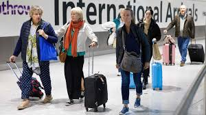 British travellers told to return to UK or risk being stranded