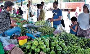 Rising prices of eatables