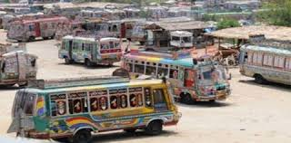 Public transport resumes in Karachi after two months