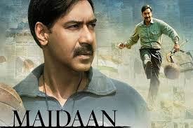 Ajay Devgn's Maidaan to be released next year