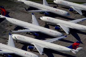 Delta's global growth drive stalled