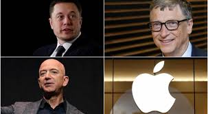 Twitter accounts of Apple, Musk, Gates, others hit in major hack