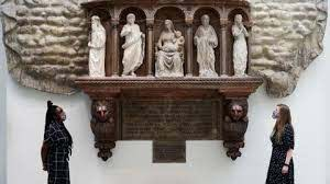 Famed V&A Museum reopens with strict Covid-19 measures