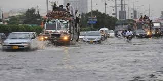 MET office forecasts fourth spell of rain in Sindh