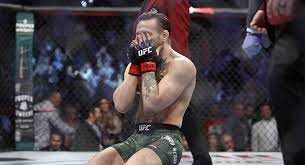 McGregor left 'crying', 'completely devastated' after first MMA defeat, opponent claims in new book