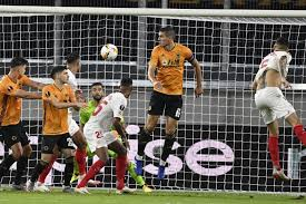 Sevilla to face Man United in semis after beating Wolves