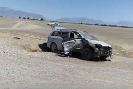 Three martyred in Faryab accident