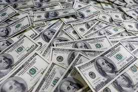 Dollar up by 36 paisas in inter-bank exchange