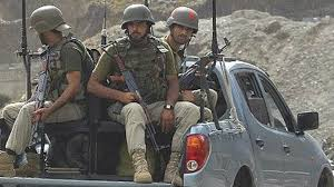 ISPR Security forces kill four terrorists in Awaran operation