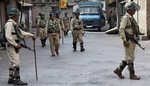 Indian forces martyred four Kashmiris in Srinagar