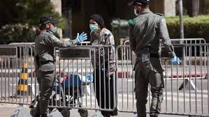 Israel reports record level of daily cases