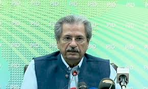Shafqat Mahmood says 'Hasty Decision' to close educational institutions will destroy education