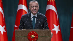 Turkish President ordered to back down in eastern Med
