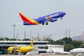 AA, Southwest post deep losses, renew calls for aid