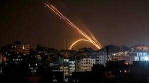 Israel army claims two rockets fired from Gaza
