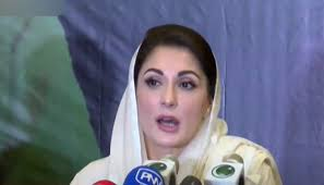 Maryam Nawaz says fight is between elders, Imran just a puppet
