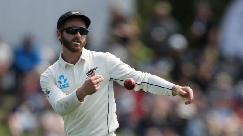 Cricket - New Zealand v India - Second Test - Hagley Oval, Christchurch, New Zealand - February 29, 2020 New Zealand's Kane Williamson during the match REUTERS/Martin Hunter