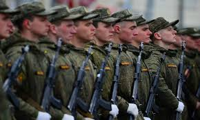 260,000 conscripts drafted into Russian Armed Forces